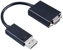 "Lenovo 7"" DisplayPort to VGA Monitor Cable 57Y4393"