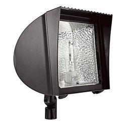 RAB Lighting 150W 277V Metal Halide Flex Floodlight (FXH150PSQ)