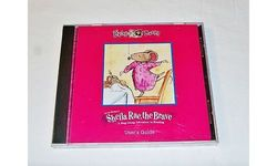 "Sheila Rae The Brave ""A Sing-Along...Reading"" Living Books Audio CD - 1996"