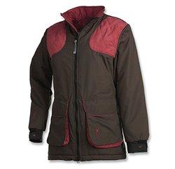 Browning Ballistic II Jacket, Charcoal/Rose, XX-Large