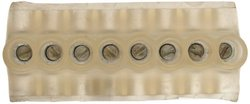 Morris Products 8 Ports 4 - 14 Wire Range Multi-Cable Connector - Clear