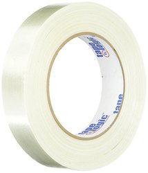"Tape Logic  1"" x 60 yds. Pack) #1500 Filament Tape 12"