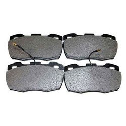 Beck Arnley 087-1927 Semi-Metallic Brake Pad