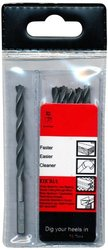 TG Tools AF1201:40873D KIK High Speed Brad Point Drill Bit, 11/32-Inch, 6-Piece