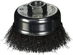 "Firepower 3"" Crimped Wire Cup Brush"