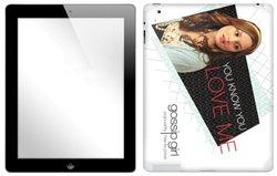 Zing Revolution Gossip Girl Premium Vinyl Adhesive Skin for iPad 2/3 (ms-GGRL10351)