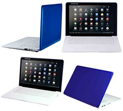 """Craig Electronics 13.3"""" HD Dual Core 4GB Android Netbook - Blue (CLP290BL)"""