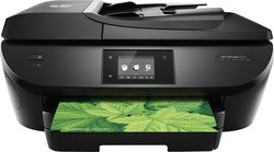 HP OfficeJet Inkjet Color All in One Printer (B9S83A#ABA)