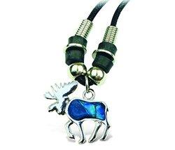 WeGlow International Wild Style Necklaces - Moose