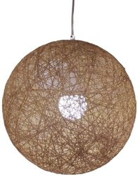 "Stilnovo 23.63W"" Chaos Pendant Light - Brown (HN-STIO137)"