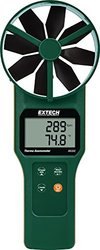 Extech Large Vane CFM/CMM Thermo-Anemometer (AN300)