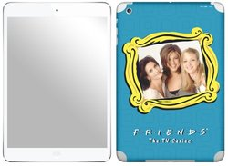 Zing Revolution Friends-The TV Series Premium Vinyl Adhesive Skin for iPad mini (ms-frnd20389)