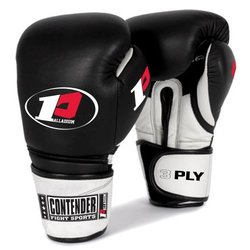 Contender Fight Sports Palladium Extreme Bag Gloves - Black - Regular