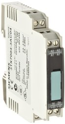 Siemens 3TX7004-3AC04 Interface Relay, Narrow Design, Output Interface With Semiconductor Output, Screw Terminal, 1 NO Contact, 12.5mm Width, 5A Max Switching Current,  30VDC Switching Voltage, 0.5A Min Load Current, Short-Circuit Proof Short Time Load Ca