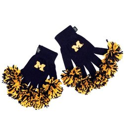 NCAA Michigan Wolverines Spirit Fingerz Glove