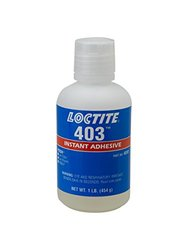 Loctite 403 Low Odor/Low Bloom Prism Instant Adhesive - 1 lb.