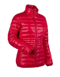 Nils Women's Birgit Down Jacket - Red - Size: Large