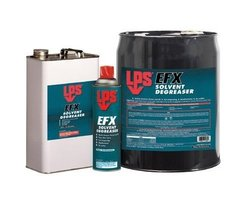 LPS 01805 EFX Solvent Degreaser - Clear - 5 Gallons
