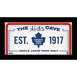 "Steiner Sports NHL Kids 10x20"" Toronto Maple Leafs Cave Sign"