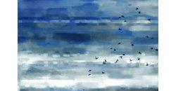 "Marmont Hill 24"" x 16"" Canvas Hunter Creek Wall Art Painting Print"