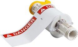 Brady 130752 BBP85 ANSI Danger Labels (95 Labels per Roll)