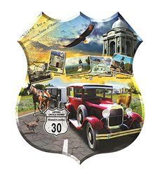 Sunsout Puzzle Company Lincoln Highway SOIY5812 SunsOut 1000