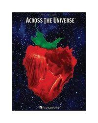 Across the Universe Paperback Hal Leonard - 2008