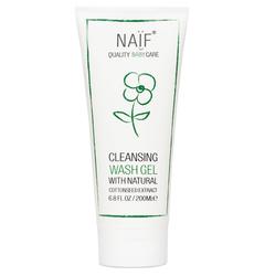 NA?F Cleansing Baby Wash Gel - 200ml (LF05E245)