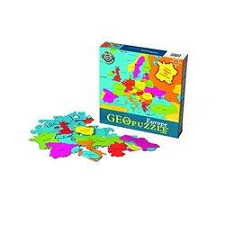 Geotoys  Geo Jigsaw Puzzle; Europe 58