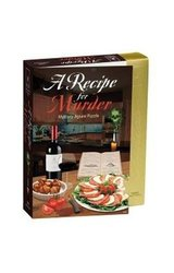 BePuzzled Classic Mystery 1000pc Jigsaw Puzzle - Recipe for Murder