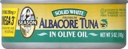 Season Tuna Albacore Solid White Oil - (5 OZ)