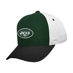 NFL New York Jets Boys Adjustable Cap -One Size