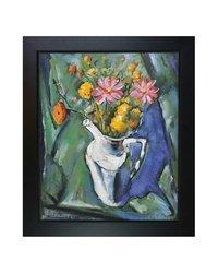 Still Life Alfred Henry Maurer Hand Painted Framed Canvas Art