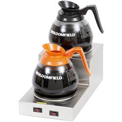 Bloomfield 8708 Coffee Pot Warmer - Stainless Steel