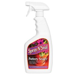 Plant Stand 30240 Spray N Seal - Pottery Sealer 24 Ounce