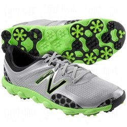 New Balance Men's Minimus Sport Mesh Golf Shoes - Gray-Green - Size: 10.5