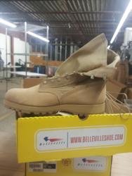 Belleville  Hot Weather Boot - Desert Tan - Size: 13