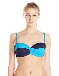 LOLE Women's Alvor Top, Medium, Amalfi Blue