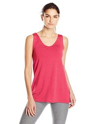 LOLE Women's Pansy Top, Small, Rhubarb