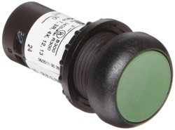 Eaton Flush Mounted Momentary Operation Pushbutton Switch (C22S-D-G-K20)