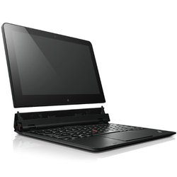 "ThinkPad Helix 36984UU Ultrabook/Tablet - 11.6"" - AT&T - 4G - Intel Core i7 2 GHz - Black"