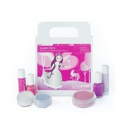 Luna Star All Natural Queen Fairy Deluxe Play Makeup Kit