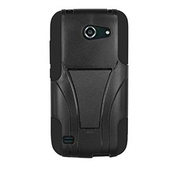 Zizo Hybrid Hard Shell Stand Case for Huawei Tribute Y536A1
