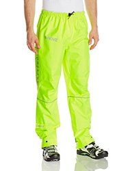 Proviz Nightrider Waterproof Trousers, Safety Yellow, women's14