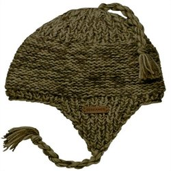 Screamer Men's Edward Knit Cap - Khaki - One Size