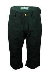 Greenlite Heavy Industries Men's 3-Quarter Pant, Black, 32-Inch