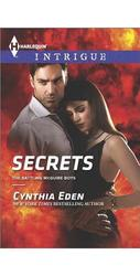 Harlequin Secrets The Battling McGuire Boys Mass Market Paperback