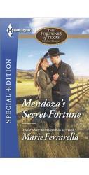 Mendoza's Secret Fortune - Paperback - Marie Ferrarella - 2015