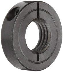 "Boston Gear 1.625"" Bore 3.000"" OD 0.500"" Width Steel Clamping Shaft Collar"