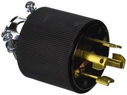 Hubbell HBL45115 4-Pole 30-Amp 600V Variload Locking Plug